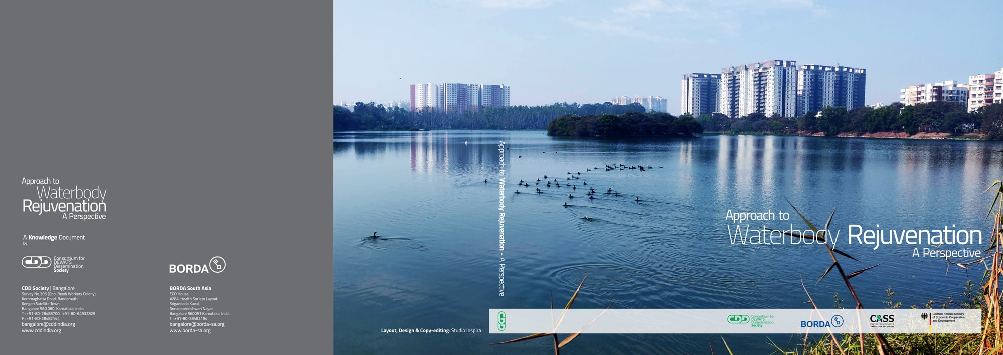 Knowledge Document: Approach to Waterbody Rejuvenation - A Perspective