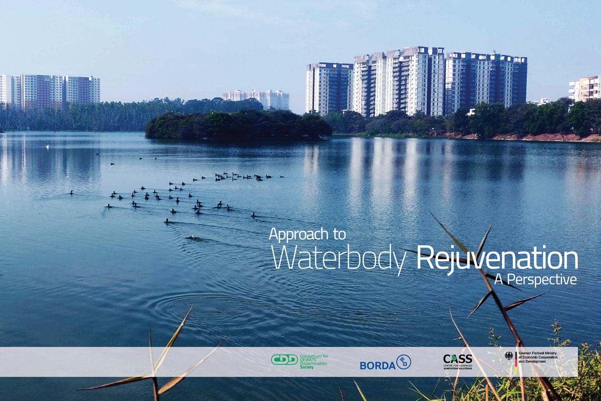 Front cover of Approach to Waterbody Rejuvenation - A Perspective